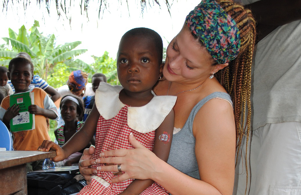 Summer volunteer abroad program in Ghana. - http://www.haidfoundation.org/summer-volunteer-program-in-ghana.html