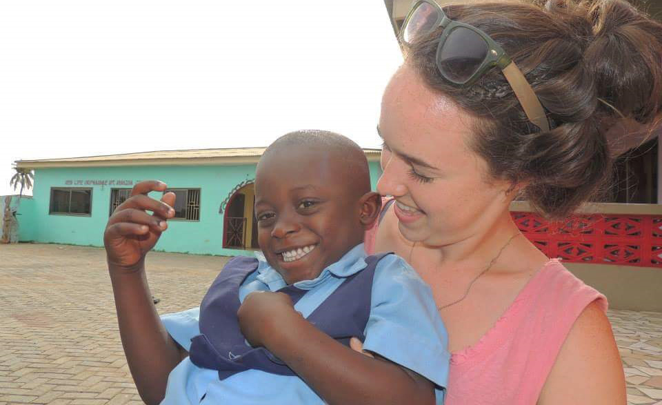 summer volunteer abroad in Ghana