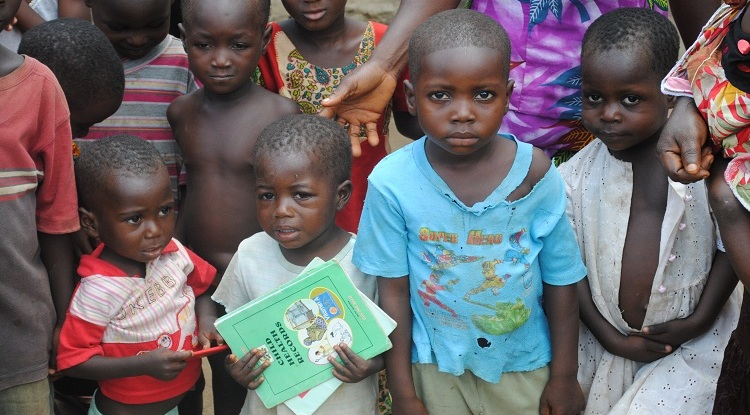 Fundraise for orphans and needy children in rural Ghana.