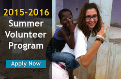 Summer volunteer abroad project in Ghana