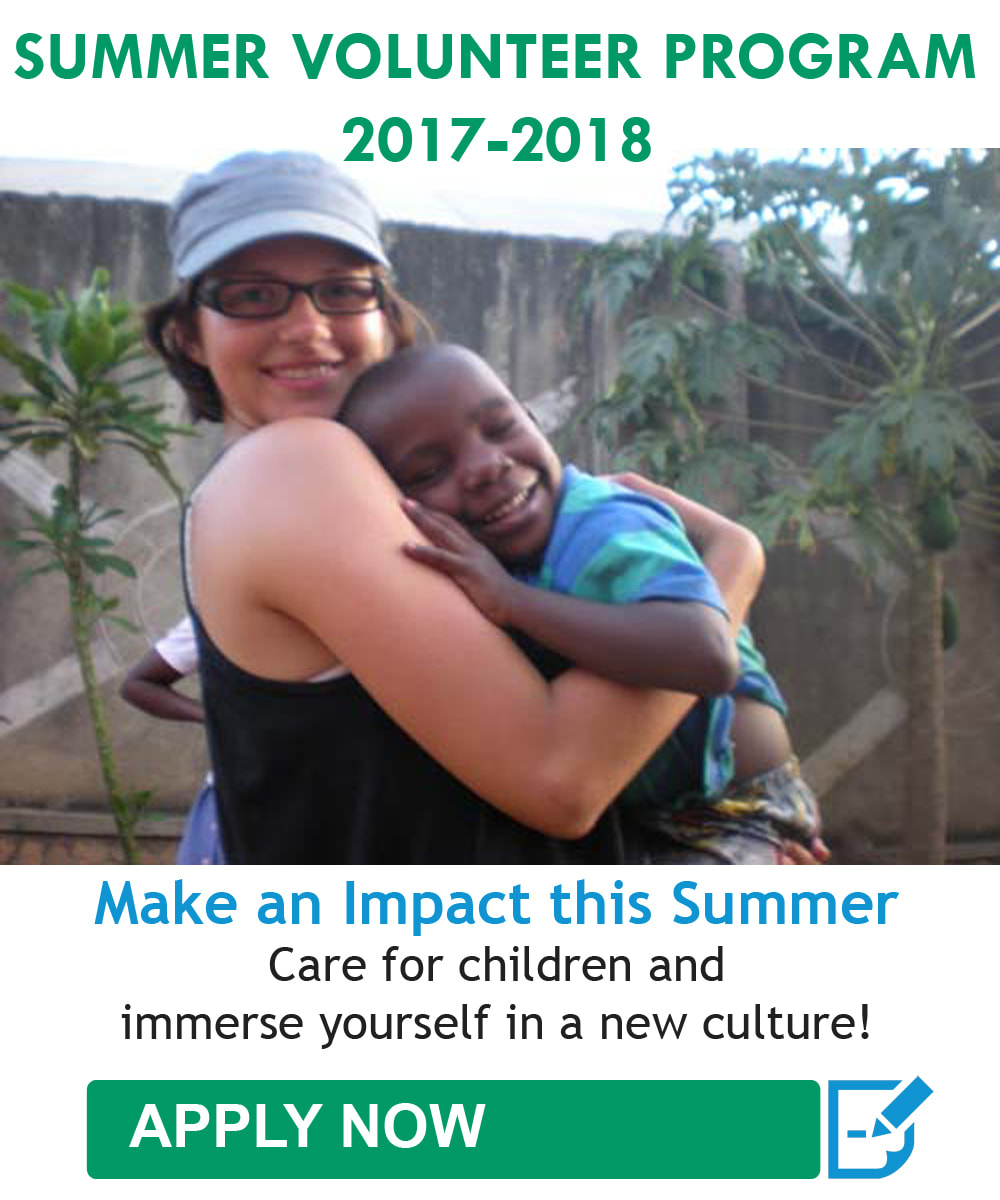 Summer volunteer abroad in Africa